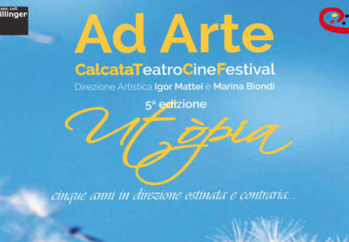 AD ARTE Calcata TeatroCineFestival 2018