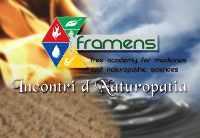 Video: Incontri di Naturopatia FRAMENS – 4 Aprile 2019