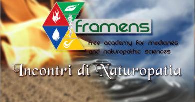 Incontri di Naturopatia FRAMENS